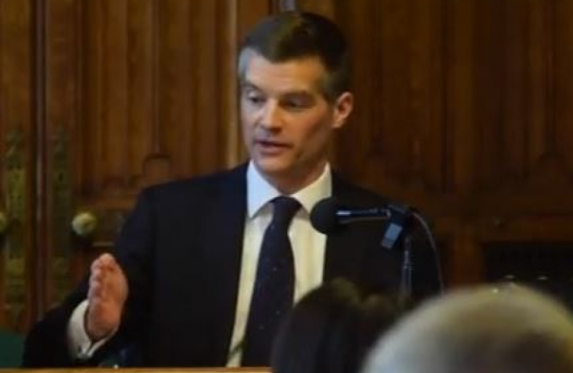 Mark at APPG