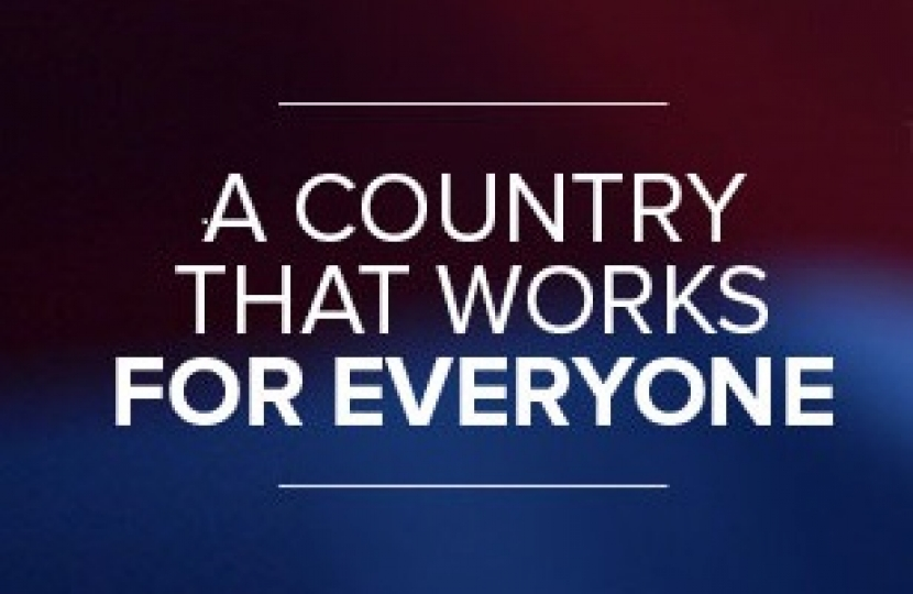 Country that works for everyone
