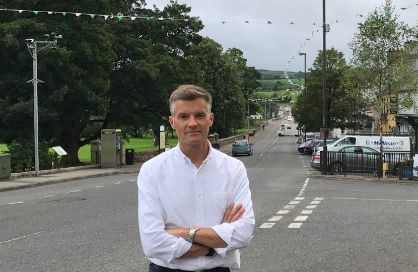 mark in northern ireland